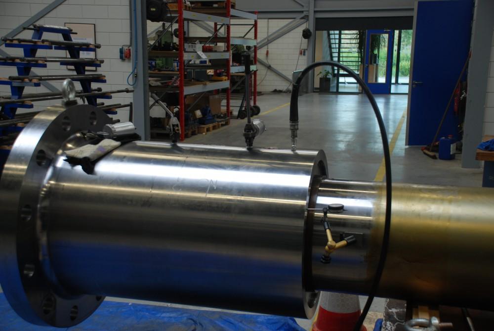 Installation Marine Propulsion De Wiel Services